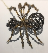 Brass Spider Sculpture