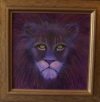 Purple Lion Love