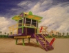 South Beach Life Guard Station