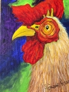 I<(1)>m the Rooster in this house