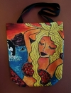 Artist Original Design Bag...Mermaid <(2)>All That Glitters<(2)>