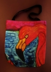 Artist Original Design Bag FLA-MINGO